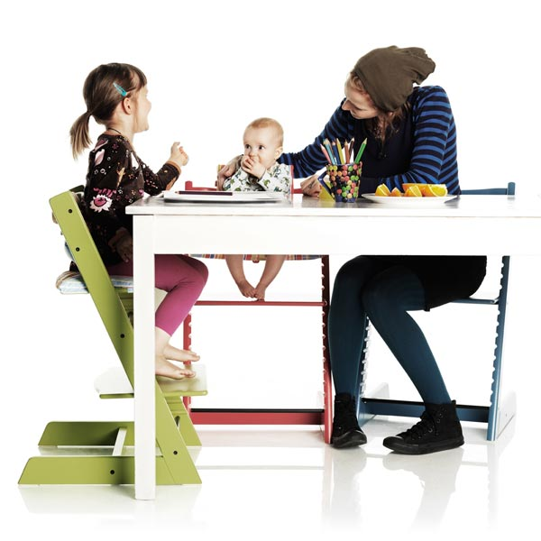 Stokke Tripp Trapp Chair   Lifestyle Shot Ideas