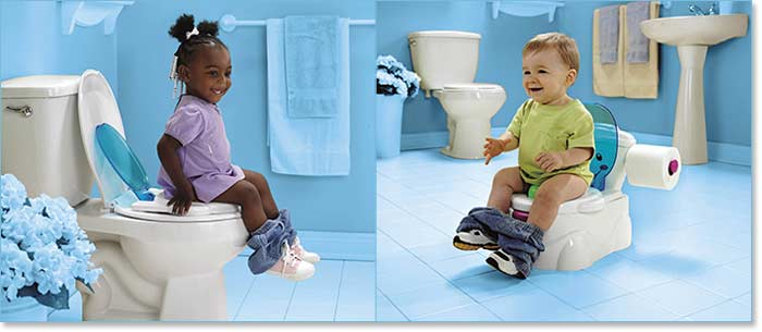 Fisher Price Cheer For Me! Potty Lifestyle Shot