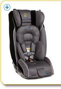 Sunshine Kids Radian XTSL Convertible Car Seat
