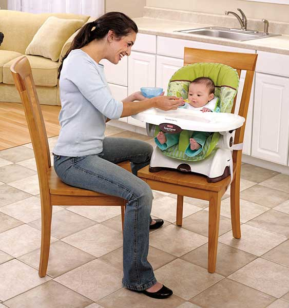 Amazon Fisher Price Space Saver High Chair