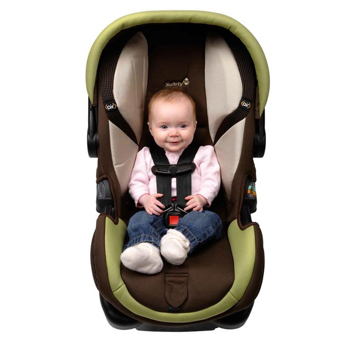 Amazon.com : Safety 1st onBoard 35 Air Infant Car Seat, Great Lakes