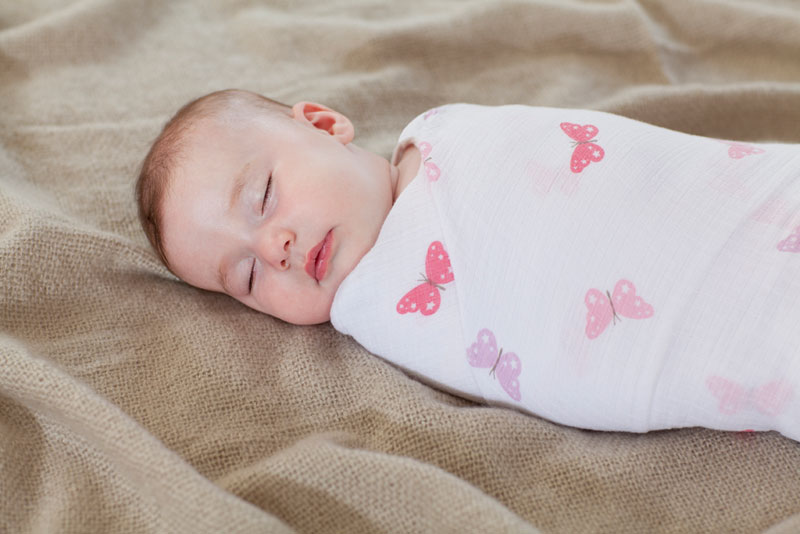 aden by aden + anais swaddle plus blankets are made of 100 percent