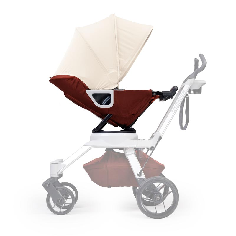 Amazon.com : Orbit Baby Stroller Seat G2, Mocha (Discontinued by ...