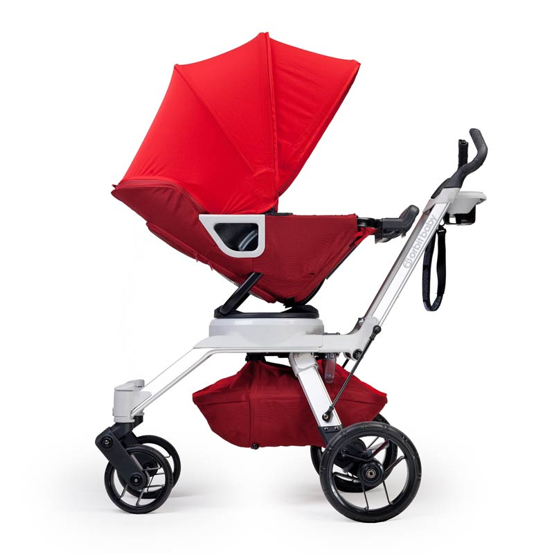 Amazon Com Orbit Baby Stroller G2 Ruby Discontinued By