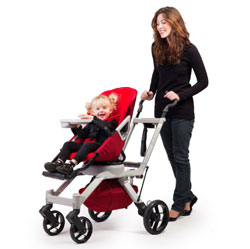 Amazon.com : Orbit Baby Stroller G2, Black (Discontinued by ...