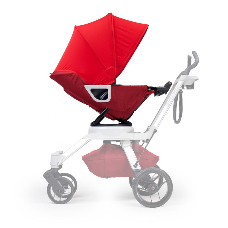 Amazon.com: Orbit Baby Stroller Seat G2, Ruby (Discontinued by ...