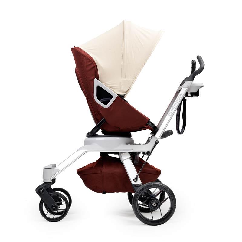orbit baby stroller g2 mocha discontinued by manufacturer infant car seat. Black Bedroom Furniture Sets. Home Design Ideas