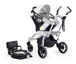 Amazon.com : Orbit Baby Stroller Travel System G2, Black ...