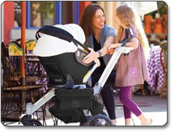 Amazon.com : Orbit Baby Stroller Travel System G2, Black
