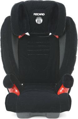 RECARO ProBOOSTER High Back Belt Positioning Booster Car Seat Product Shot