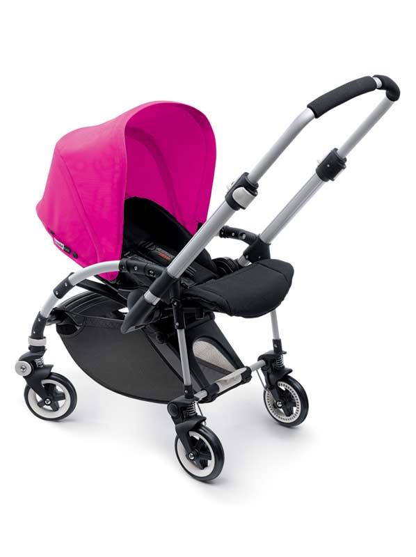 Bugaboo Bee Sun Canopy Product Shot  sc 1 st  Amazon.com & Amazon.com: Bugaboo Bee Sun Canopy Pink (Discontinued by ...