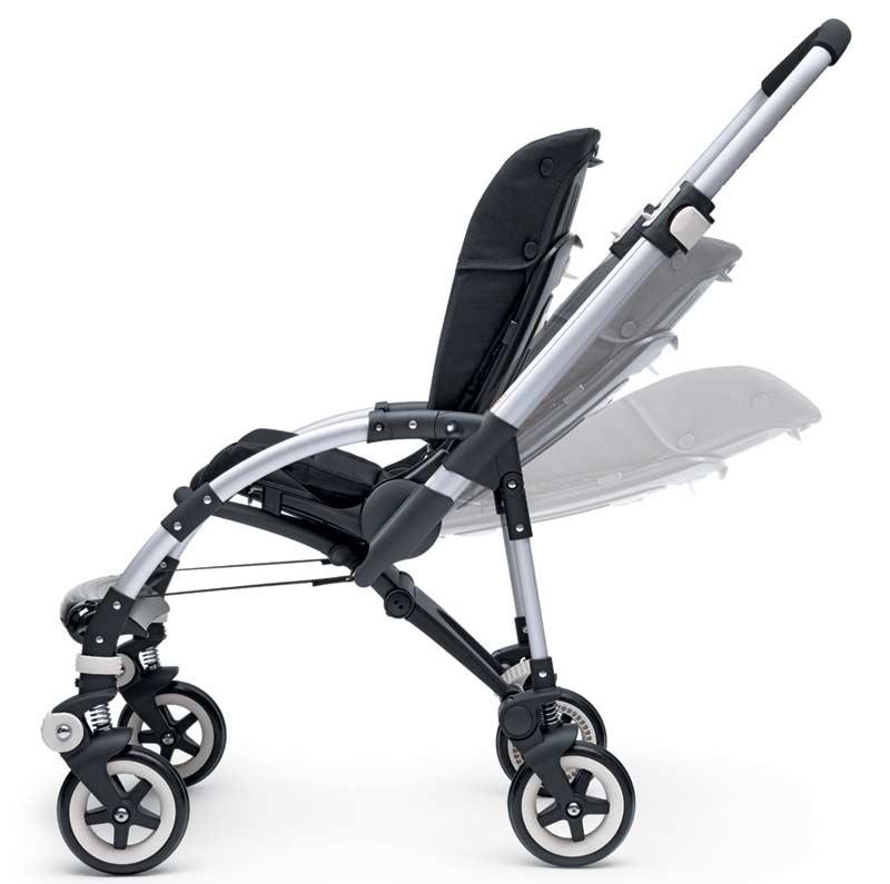 Amazon.com : Bugaboo Bee Base Stroller, Black
