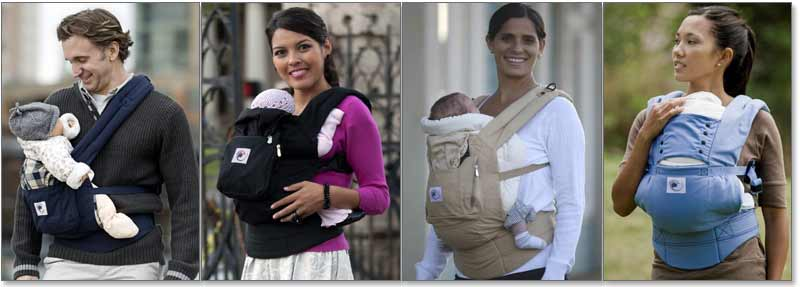 bb100c6f6b4 Amazon.com   Ergobaby Organic Baby Carrier