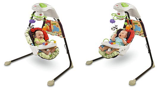 amazon com fisher price cradle n swing luv u zoo discontinued rh amazon com fisher price rainforest baby swing weight limit fisher price rainforest open top cradle swing weight limit