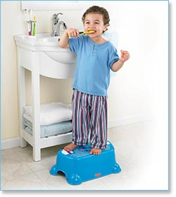 Fisher Price Sing With Me Step Stool Vine - Cheerful songs help promote healthy hygiene  sc 1 st  Amazon.com : child step stool - islam-shia.org