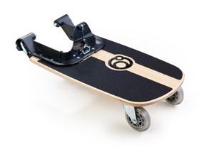 Amazon Com Orbit Baby Sidekick Stroller Board Natural