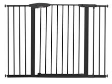 Munchkin Easy-Close Extra Tall and Wide Metal Gate Product Shot