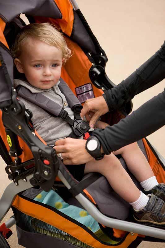Car Seat Weight Requirements >> Amazon.com : BOB Revolution SE Duallie Stroller, Orange : Jogging Strollers : Baby