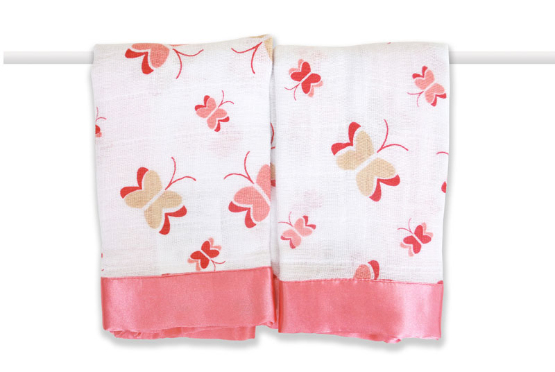 6182e0511d aden + anaisissie security blanket (Two Pack) Product Shot
