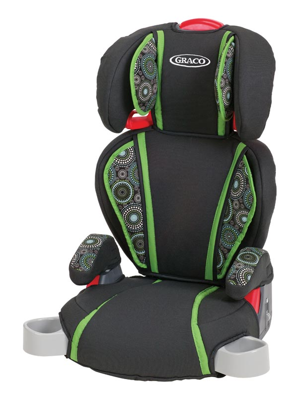 Graco High Back Turbobooster Car Seat Booster Toddler