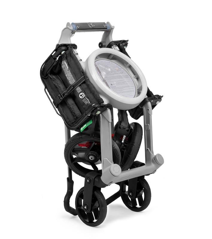 Amazon.com : Orbit Baby Stroller Panniers, Mocha (Discontinued by ...