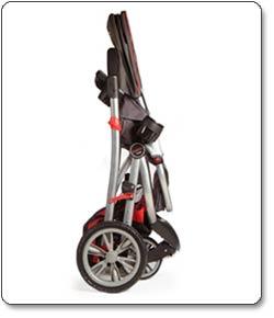 Contours Options 3 Wheel Stroller, Berkley Product Shot