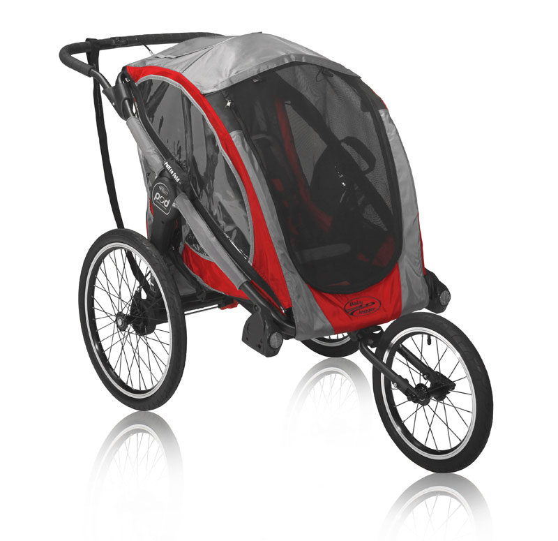 Amazon.com : Baby Jogger POD Jogging Kit : Jogging Strollers : Baby