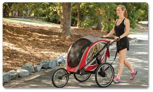 POD Stroller Kit Lifestyle Image