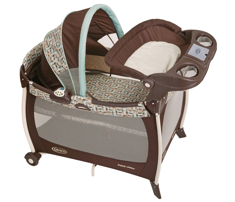 Amazon.com : Graco Silhouette Pack 'N Play Playard ...