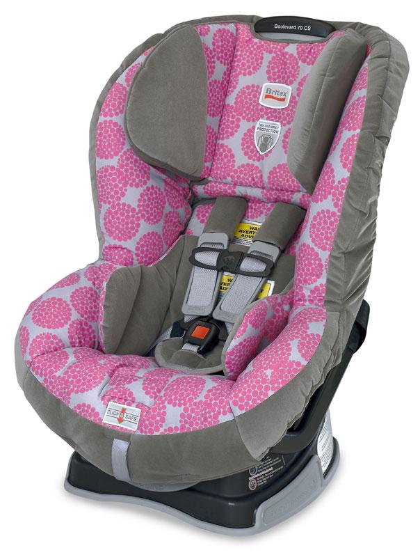 Britax Boulevard  Cs Convertible Car Seat Sophia
