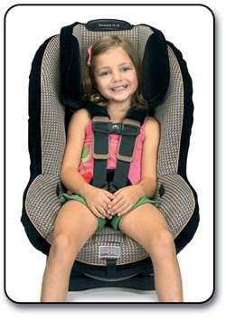 Britax Boulevard 70 CS Convertible Car Seat