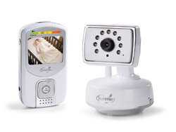 Summer Infant Best View Handheld Color Video Monitor, Silver/White Product Shot