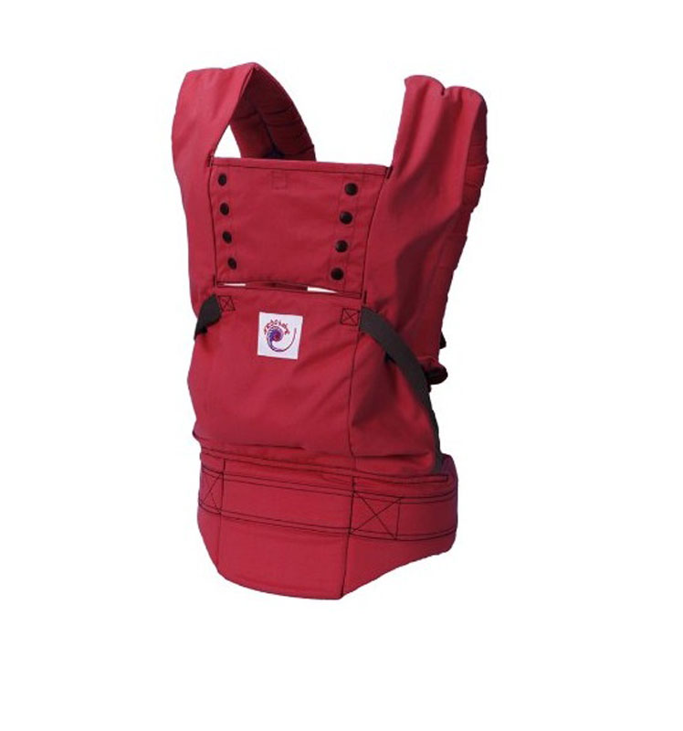 065e1cffe17 Ergobaby Sport Collection Baby Carrier (Red) Product Shot