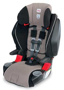 BRITAX FRONTIER 85 SICT Combination Harness-2-Booster Seat, Portobello Product Shot