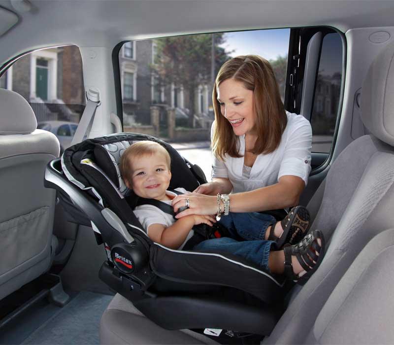 Amazon Com Britax B Safe Infant Car Seat Black Prior