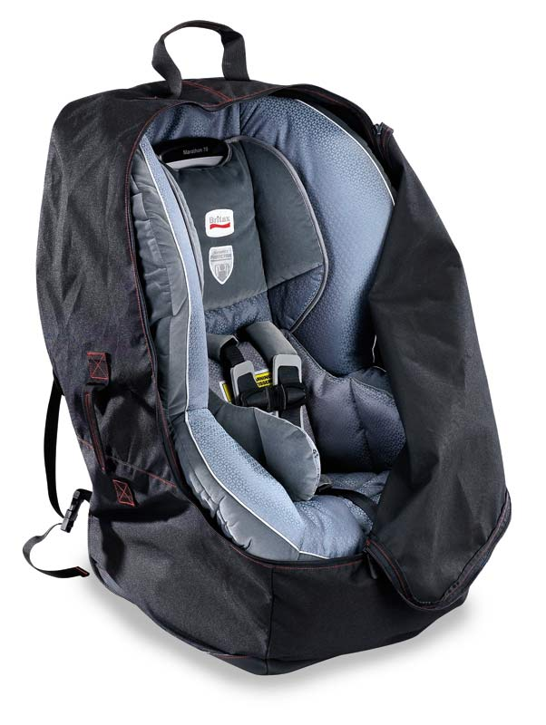 britax car seat travel bag black baby. Black Bedroom Furniture Sets. Home Design Ideas