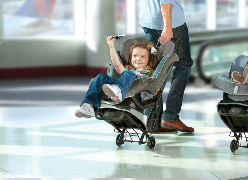 Britax Car Seat Flight