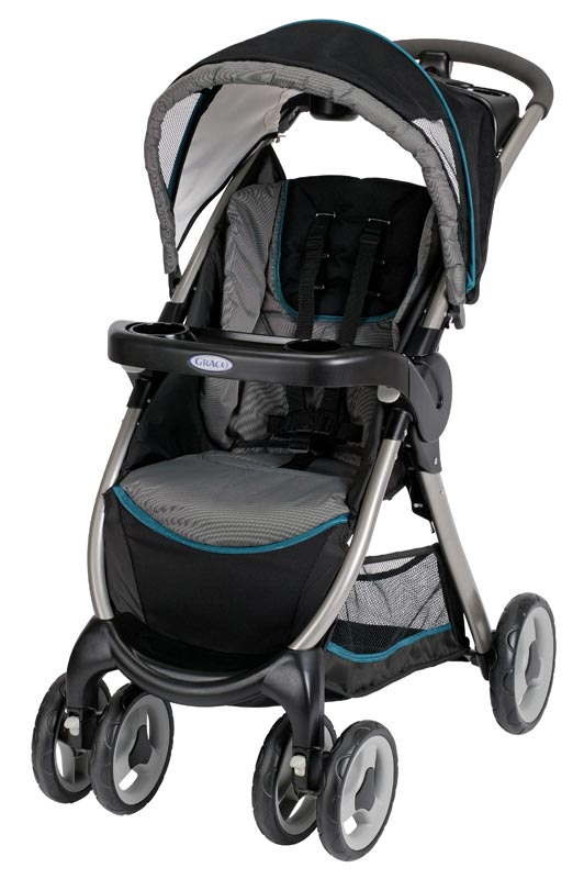 Amazon Com Graco Fastaction Fold Classic Connect Lx