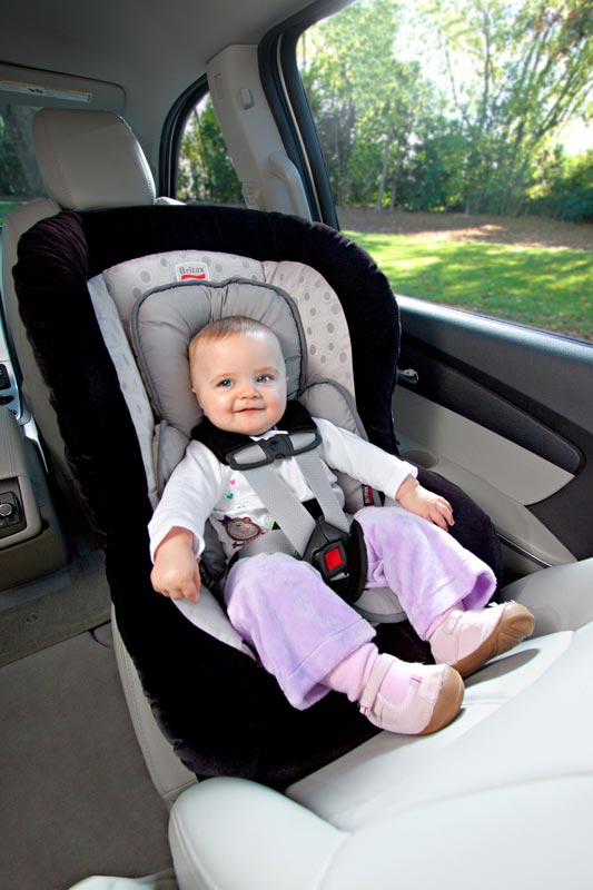 Amazon.com: Britax Head and Support Pillow for Car Seat and ...