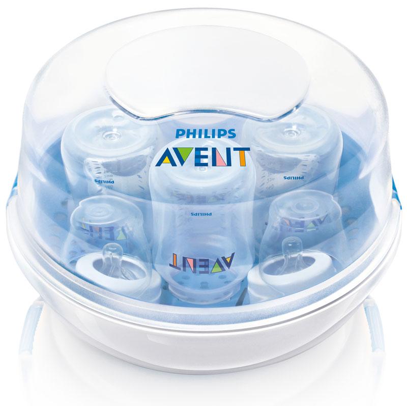 Amazon.com : Philips AVENT Microwave Steam Sterilizer