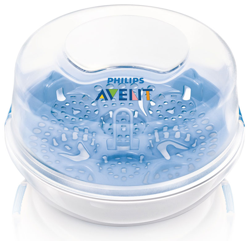 Amazon.com : Philips AVENT Microwave Steam Sterilizer