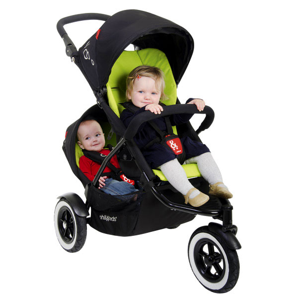 Amazon.com : phil&teds Dot Buggy Stroller, Apple (Discontinued by ...