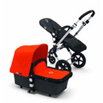 Bugaboo Cameleon3 Base Stroller, Dark Grey Product Shot