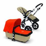 Bugaboo Cameleon3 Base Stroller, Sand Product Shot