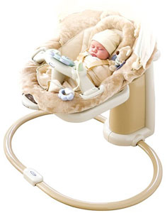 Amazon Com Graco Sweetpeace Newborn Soothing Center