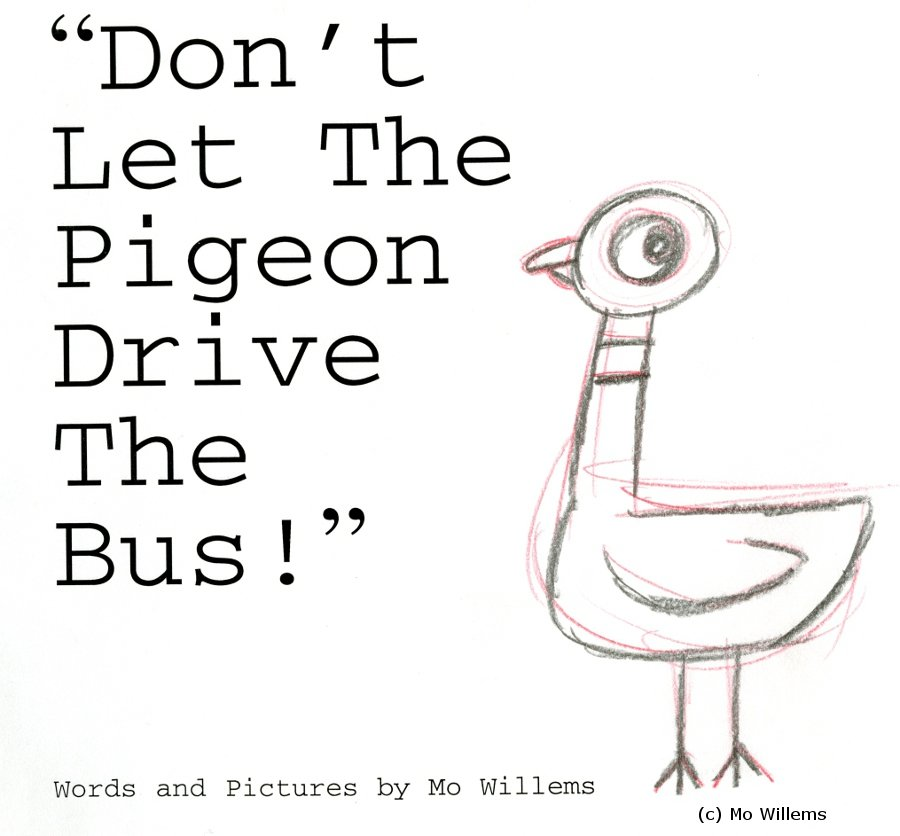 mo willems pigeon coloring page - the duckling gets a cookie pigeon mo willems