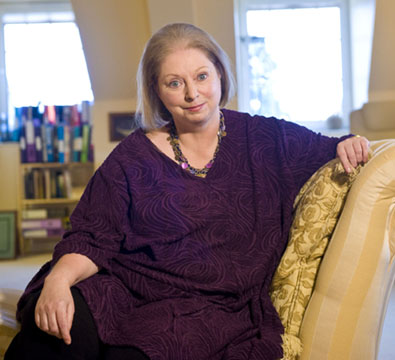 Hilary mantel bio