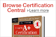Browse Certification Central