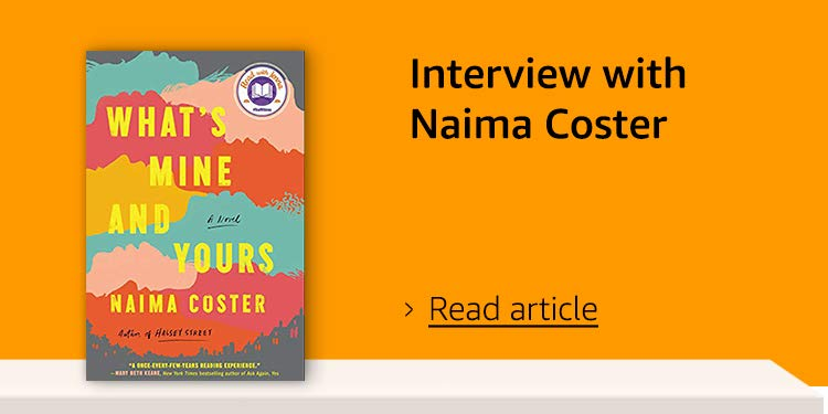 Talking to Naima Coster