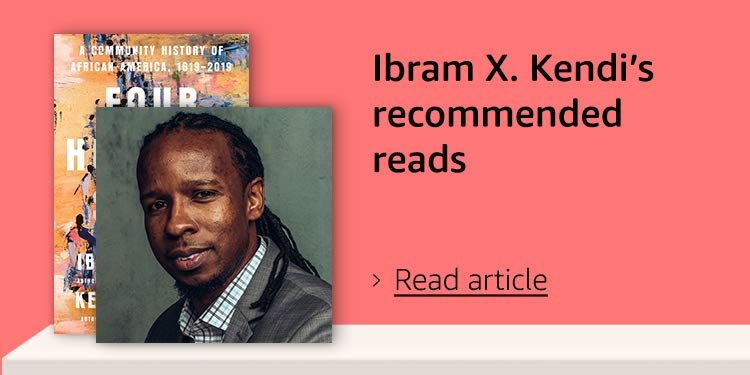 Ibram X. Kendi's recommended reads